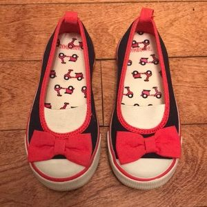 Gymboree shoes, sz 9